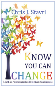 Know You Can Change - Cover - Chris I. Stavri